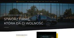 Screenshot_2019-11-04 KONFERENCJA BIZNES 2 0 STWÓRZ FIRMĘ, KTÓRA DA CI WOLNOŚĆ