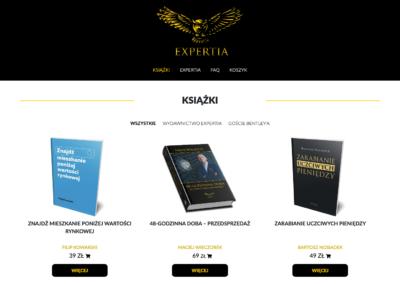 Screenshot_2019-11-04 Wydawnictwo Biznesowe Expertia - Tu znajdziesz wiedzę ludzi sukcesu